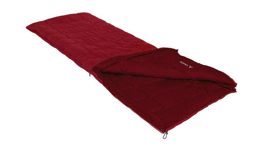 VAUDE Navajo 500 Syn - Sacos de dormir - rojo